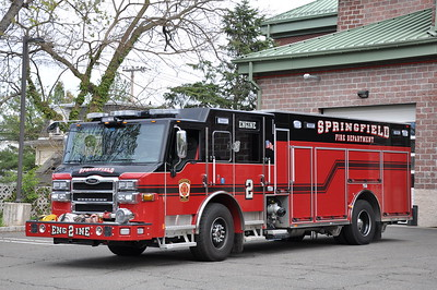 Springfield Fire Department