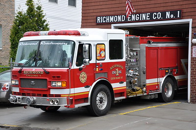 Richmond Volunteer Fire Company