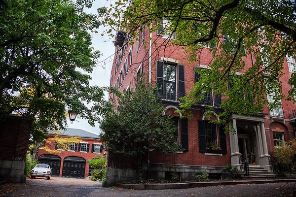 Home in Beacon Hill, Boston
