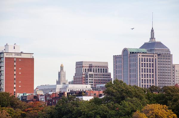 Buildings in Boston