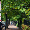 Beacon Hill sidewalk
