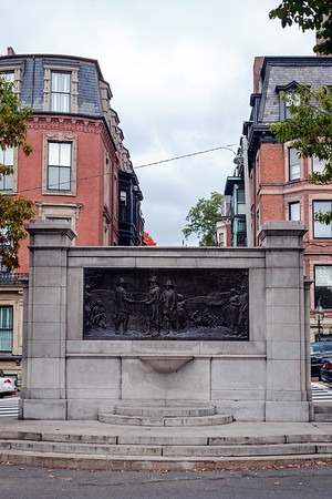 300th Anniversary Monument, Boston Common
