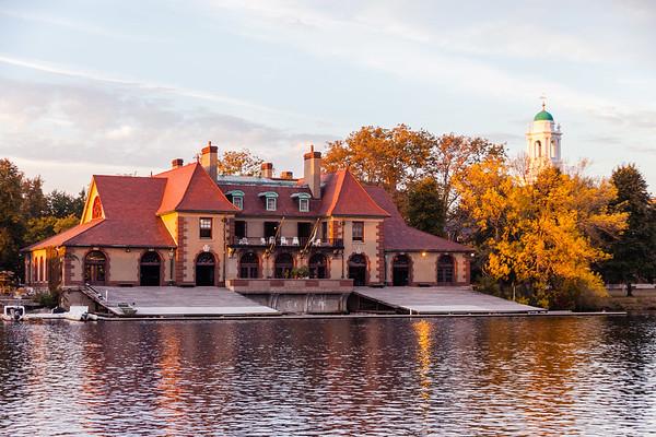 Weld Boathouse, Harvard University