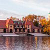 Weld Boathouse, Harvard University