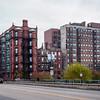 Buildings in Back Bay, Boston