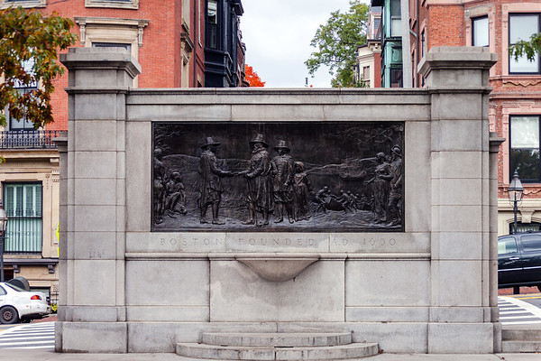 300th Anniversary Monument, Boston Common