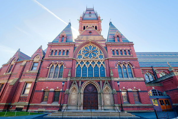 Memorial Hall at Harvard University, Cambridge