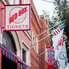 Red Sox tickets gate
