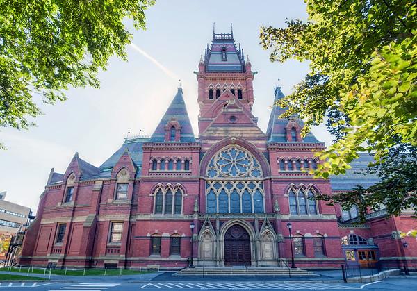 Memorial Hall at Harvard University, Cambridge
