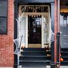 Halloween decoration in Boston
