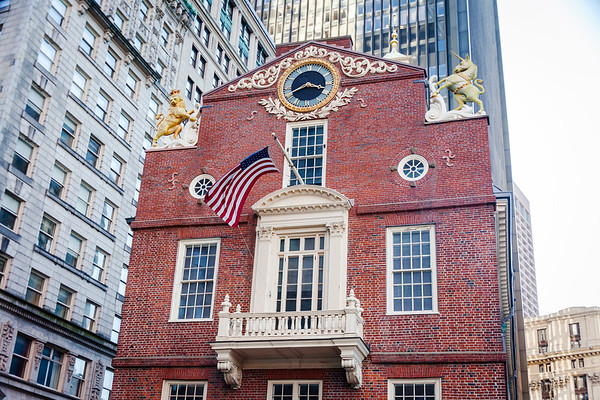 Old State House of Boston
