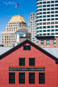 Tea Party Museum, Boston