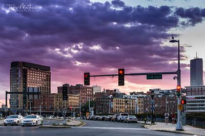 B Street Boston