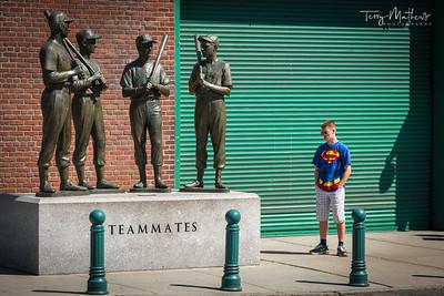 Teammates - Red Sox