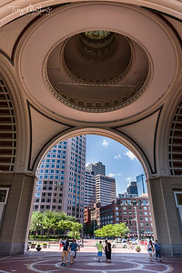 The Arches of Boston Harbor Hotel