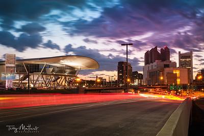 The Boston Convention & Exhibition Center, Boston, Massachusetts - USA.