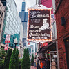 Lou Mitchell's Restaurant in Chicago