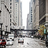 The Loop in downtown Chicago