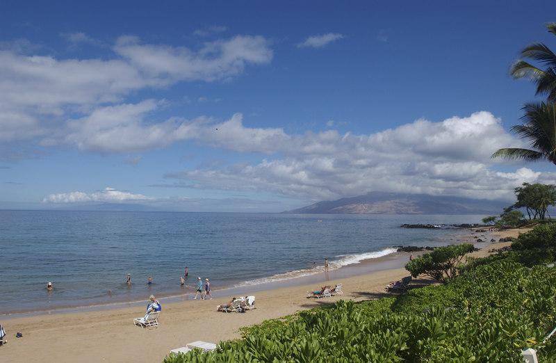 Maui Wimea Beach