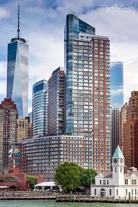Lower Manhattan, New York City - USA