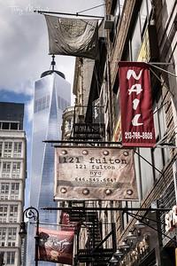 Fulton Street, Lower Manhattan