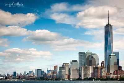 Battery Park, Downtown Manhattan, New York