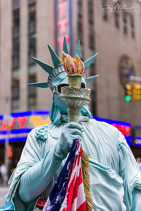 Liberty on the Streets