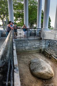 Plymouth Rock Portico