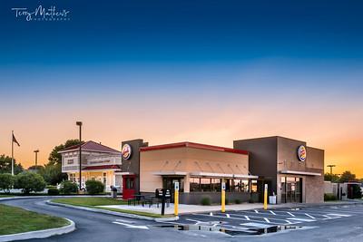 Burger King - Falmouth USA