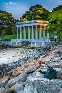 Plymouth Rock - Plymouth, Massachusetts