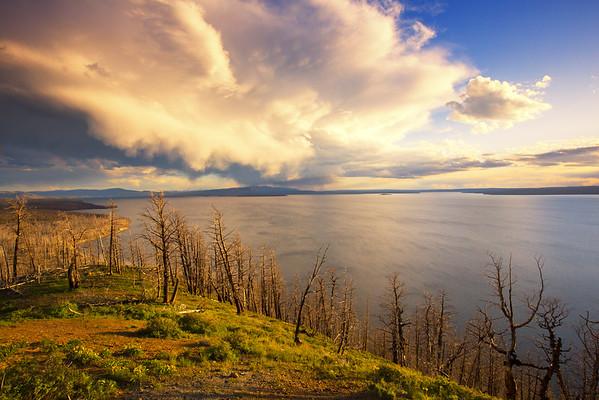 Yellowstone Storm