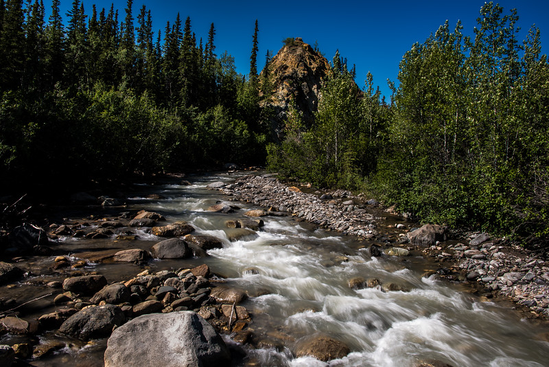 Hines Creek, Denali National Park