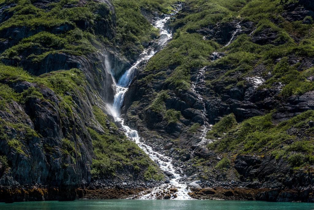 Jaw Point Falls