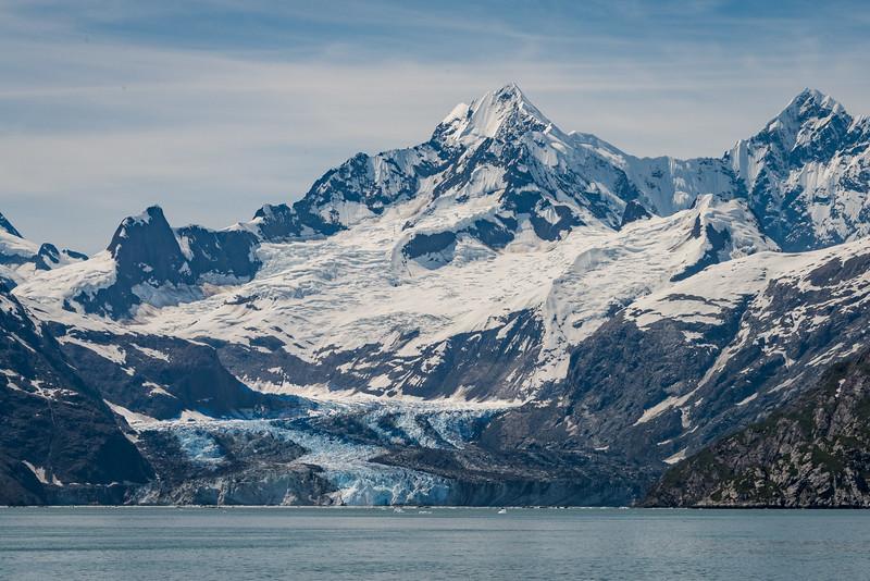 Johns Hoplins Glacier & Inlet