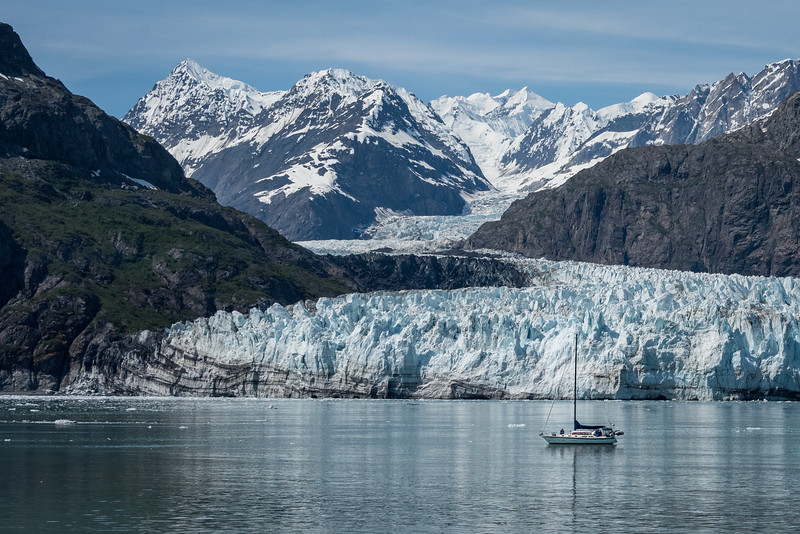 Margerie Glacier & Mt. Fairweather