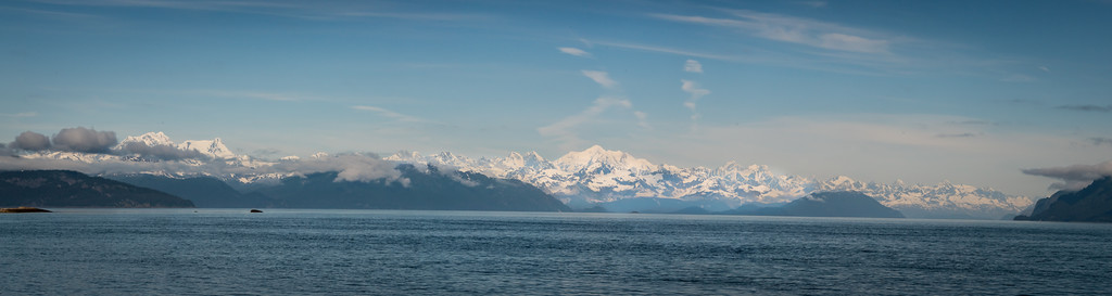 Coastal Mountains Range