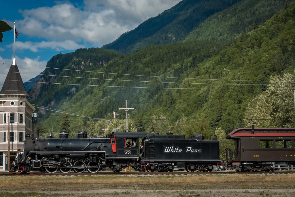White Pass and Yukon Railroad