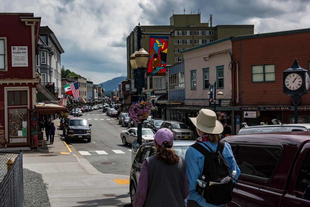 Main Street, Juneau
