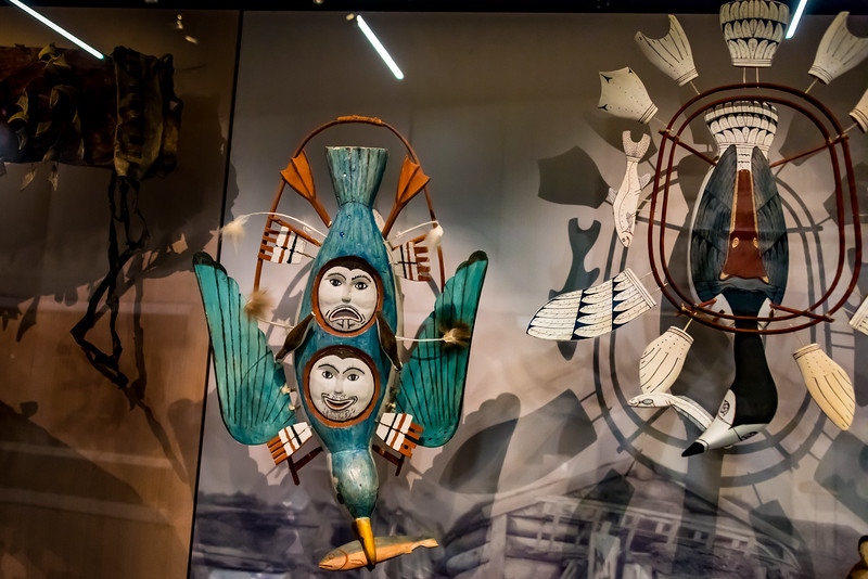 Masks of the Tlingit