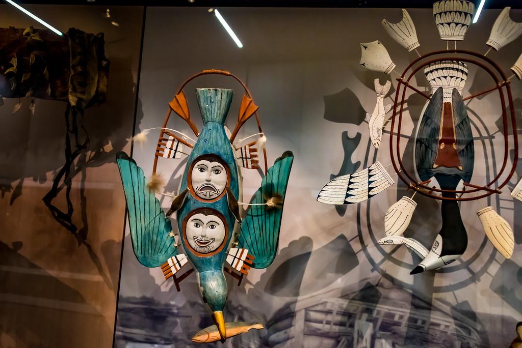 Masks of the Tlingit