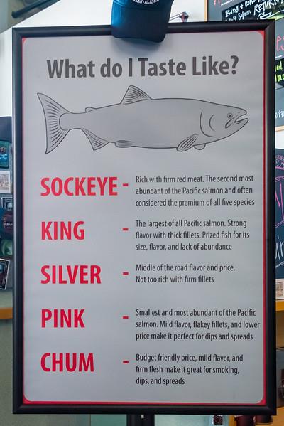 5 Main Types of Salmon - Macaulay Hatchery