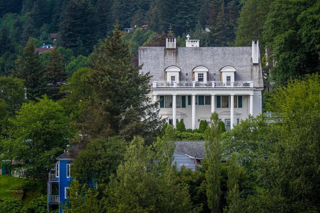 Alaska Governor's Residence