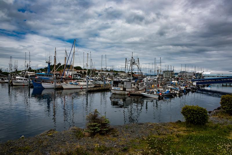 Totem Square Marina, Sitka
