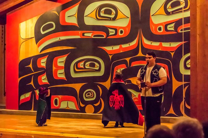 Tinglit - Festival Performance