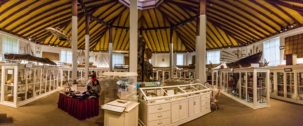 Interior - Sheldon Jackson Museum