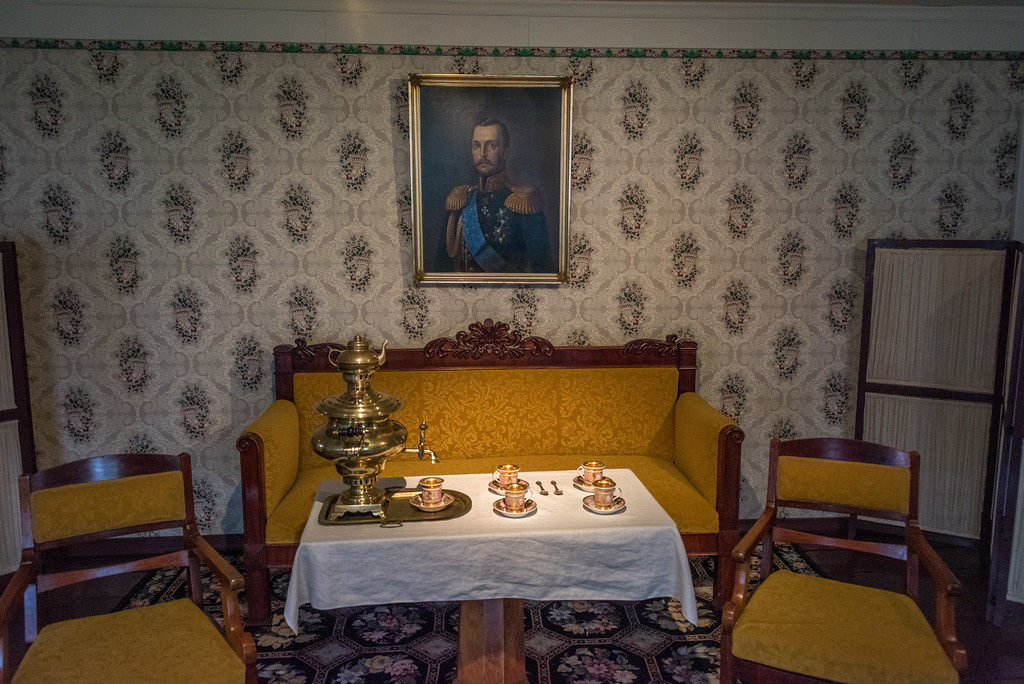 Parlor, Russian Bishop's House