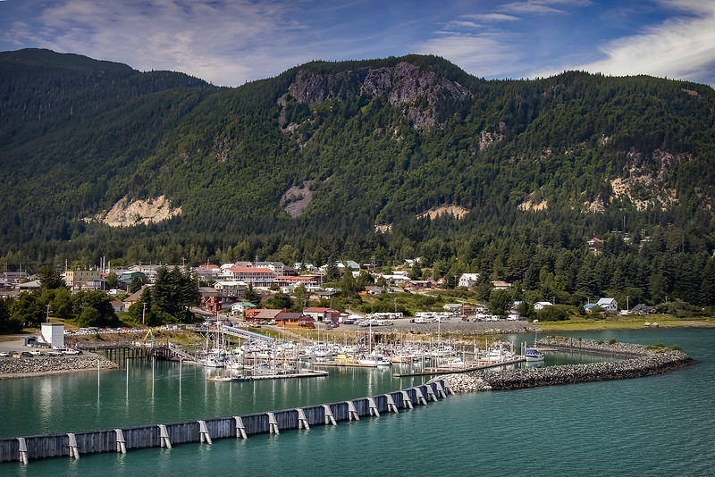 Downtown Haines