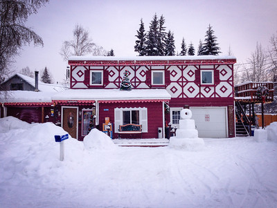 Billie's Backpacker Hostel — Fairbanks, Alaska