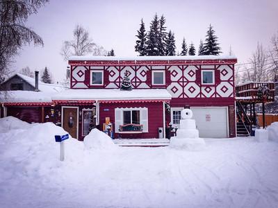 Billie's Backpacker Hostel — Fairbanks, Alaska