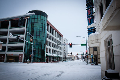 Downtown Fairbanks, Alaska
